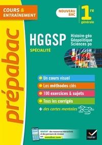 Cécile Gaillard et Cécile Gintrac - Histoire-géo, géopolitique, sciences politiques 1re spécialité.