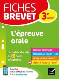 Deedr.fr L'épreuve orale 3e Image