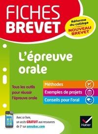 L'épreuve orale- Nouveau brevet - Cécile Gaillard | Showmesound.org