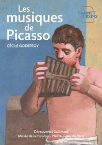 Cécile Godefroy - Les musiques de Picasso.