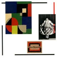 Sonia Delaunay- Sa mode, ses tableaux, ses tissus - Cécile Godefroy pdf epub
