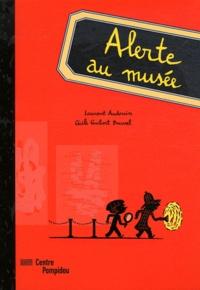 Cécile Guibert-Brussel et Laurent Audouin - Alerte au musée.