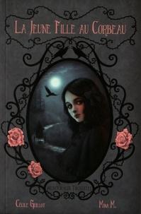 Cécile Guillot - La jeune fille au corbeau.