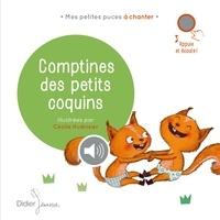 Cécile Hudrisier - Comptines des petits coquins.