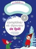 Cécile Hudrisier et Ilya Green - Comptines et chansons de Noël. 1 CD audio