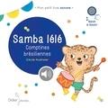 Cécile Hudrisier - Samba lé lé - Comptines brésiliennes.