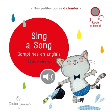 Cécile Hudrisier - Sing a Song - Comptines en anglais.