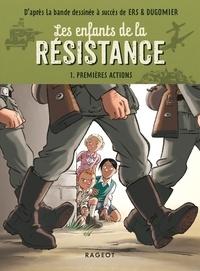 Cécile Jugla - Les enfants de la résistance - Premières actions.