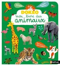 Cécile Jugla - Mon livre des animaux.