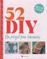 Cécile Kerneïs et Edwige Foissac - 52 DIY - Un projet par semaine.