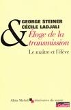 Éloge de la transmission - Le Maître et l'élève.