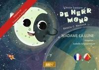 Cécile Lamare et Estelle C. Nectoux - De Herr Mond / Madame la Lune (Alsacien) [KAMISHIBAI.