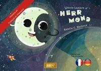 Cécile Lamare et Estelle C. Nectoux - Herr Mond / Madame la Lune (Allemand) [KAMISHIBAI.