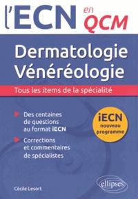 Cécile Lesort - Dermatologie, vénéréologie.