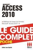 Cécile Loos Sparfel - Access 2010.