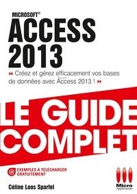 Cécile Loos Sparfel - Access 2013.