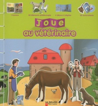 Cécile Marais - Joue au vétérinaire.