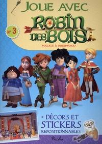 Cécile Marbehant - Joue avec Robin des bois et ses compagnons ! - N° 3.