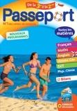 Cécile Meneu et Christophe Douay - Passeport de la 3e à la 2de.