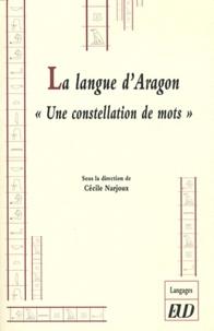 """Cécile Narjoux - La langue d'Aragon - """"Une constellation de mots""""."""