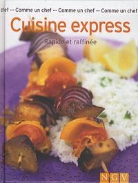 Cuisine express - Rapide et raffinée.pdf