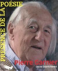Cécile Odartchenko - Pierre Garnier.