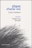 Cécile Oumhani - Chant d'herbe vive.