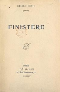 Cécile Périn et Henri Martineau - Finistère.