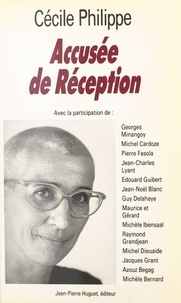 Cécile Philippe - Accusee de reception.