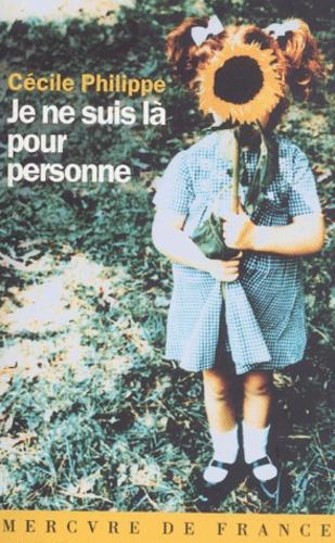 Cécile Philippe - .