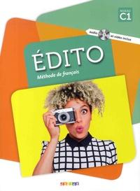 Téléchargez des livres gratuits en ligne pour ipod Edito Méthode de français Niveau C1 par Cécile Pinson in French 9782278090969 PDF ePub PDB