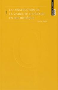 Checkpointfrance.fr La construction de la visibilité littéraire en bibliothèque Image