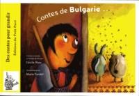 Cécile Riou et Marie Fardet - Contes de Bulgarie....