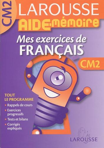 Mes Exercices De Francais Cm2
