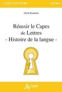 Réussir le Capes de lettres - Histoire de la langue.pdf