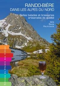 Cécile Ronjat et Guillaume Gaguet - Rando-bière dans les Alpes du Nord - Belles balades et brasseries artisanales de qualité.