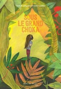 Cécile Roumiguière et Cécile Gambini - Sous le grand choka.