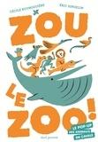Cécile Roumiguière et Eric Singelin - Zou le zoo ! - Le pop-up des animaux en cavale.