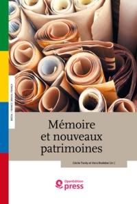 Cécile Tardy et Vera Dodebei - Mémoire et nouveaux patrimoines.