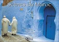Cécile Tréal et Jean-Michel Ruiz - Scènes du Maroc.