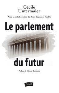 Cécile Untermaier - Le parlement du futur - Non-cumul des mandats et autres idées de réforme.