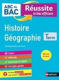 Cécile Vidil et Laëtitia Benbassat - Histoire Géographie Tle.