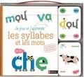 Cécile Zamorano - Les syllabes et les mots - Avec un jeu de cartes.