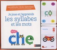Cécile Zamorano - Les syllabes et les mots.