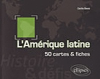 Galabria.be L'Amérique latine - 50 cartes et fiches Image