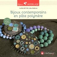 Cécilia Botton - Bijoux contemporains en pâte polymère.