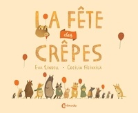Cecilia Heikkilä et Eva Lindell - La fête des crêpes.
