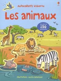 Accentsonline.fr Les animaux - Avec plus de 150 autocollants Image