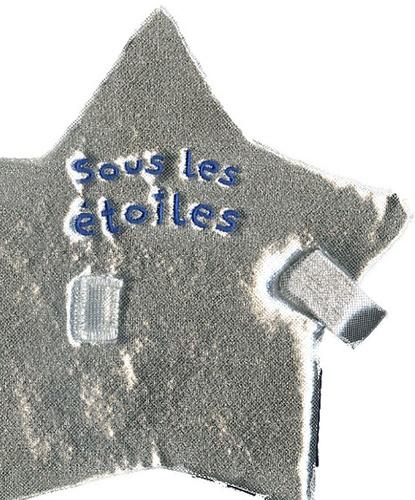Cecilia Johansson et Hélène Souchon-Garrigue - Sous les étoiles - Un livre musical.