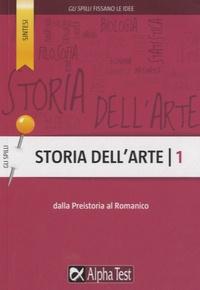 Cecilia Martinelli - Storia dell'arte 1 - Dalla Preistoria al Romanico.